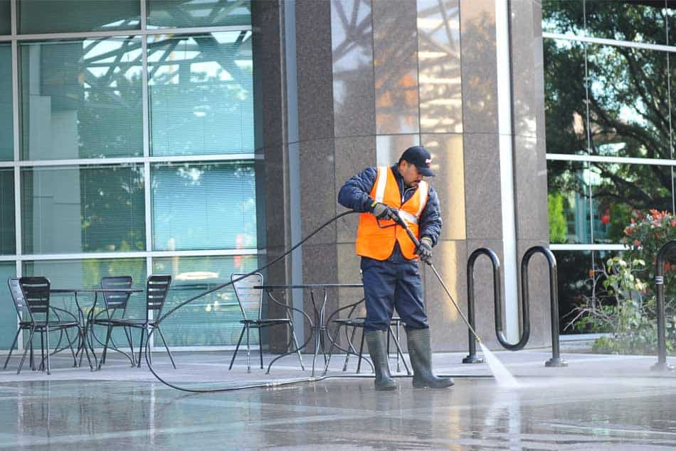 Commercial Pressure Washing Services1
