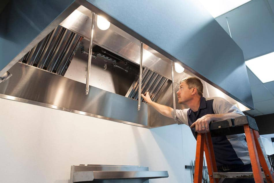 Kitchen Exhaust Cleaning 1