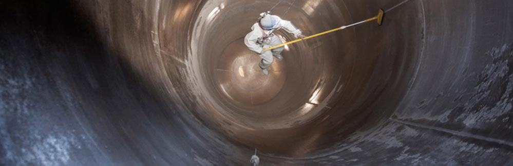 Silo Cleaning 2