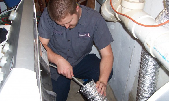 Commercial/Industrial Dryer Vent & Duct Cleaning Services by Action Duct