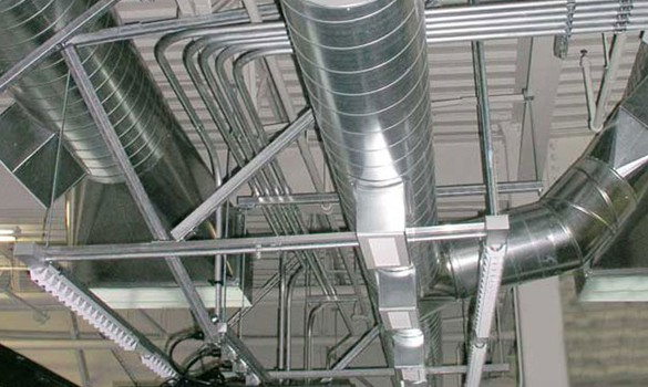 Action Duct Commercial Air Duct Cleaning Services