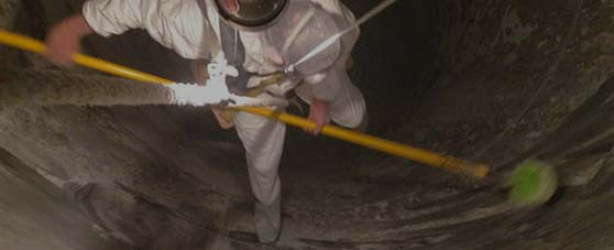 Silo Cleaning