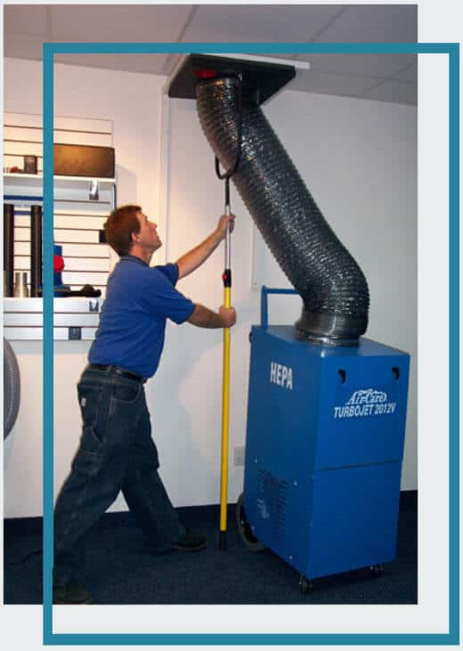 Office Duct Cleaning Services