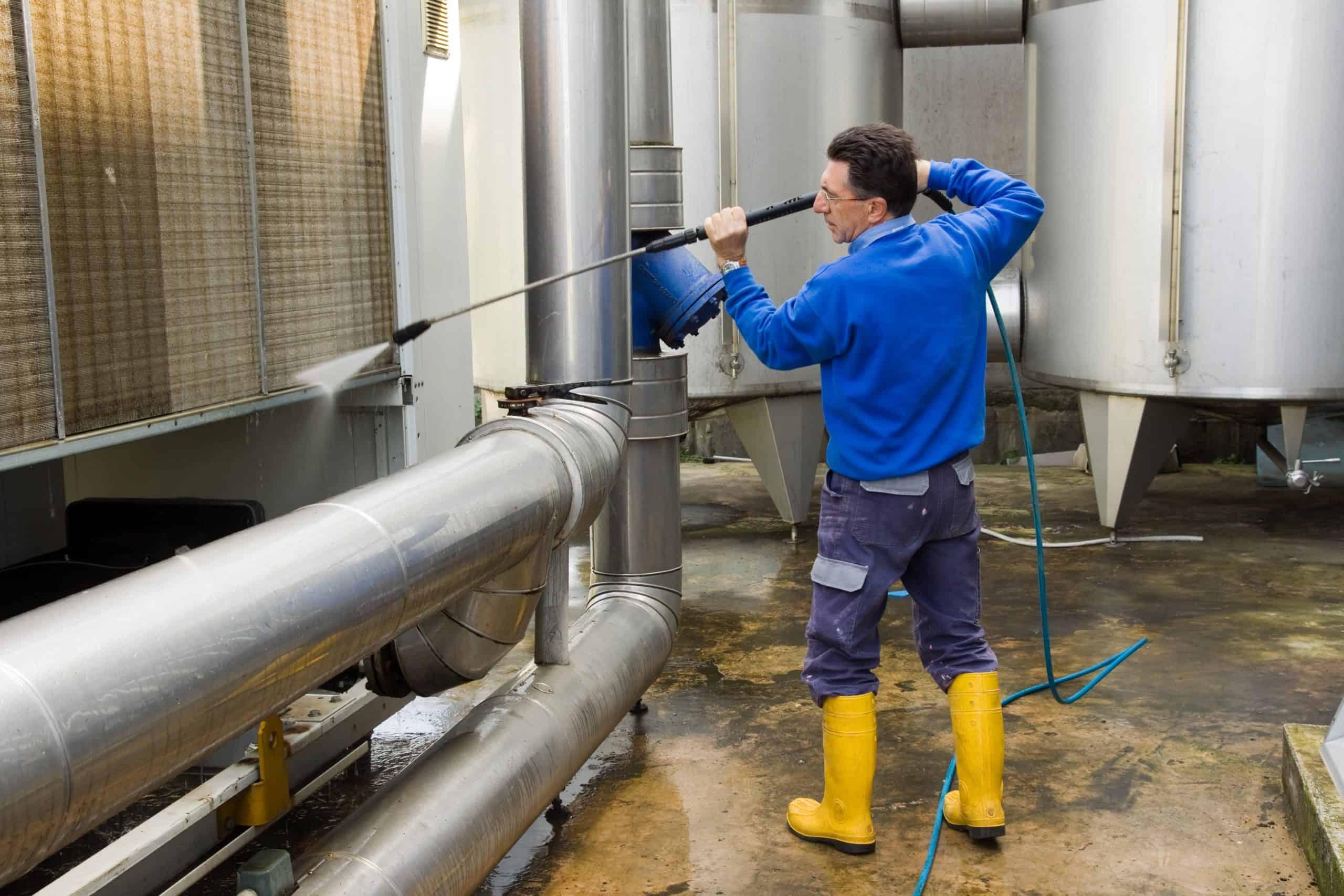 Pressure & Power Washing Services