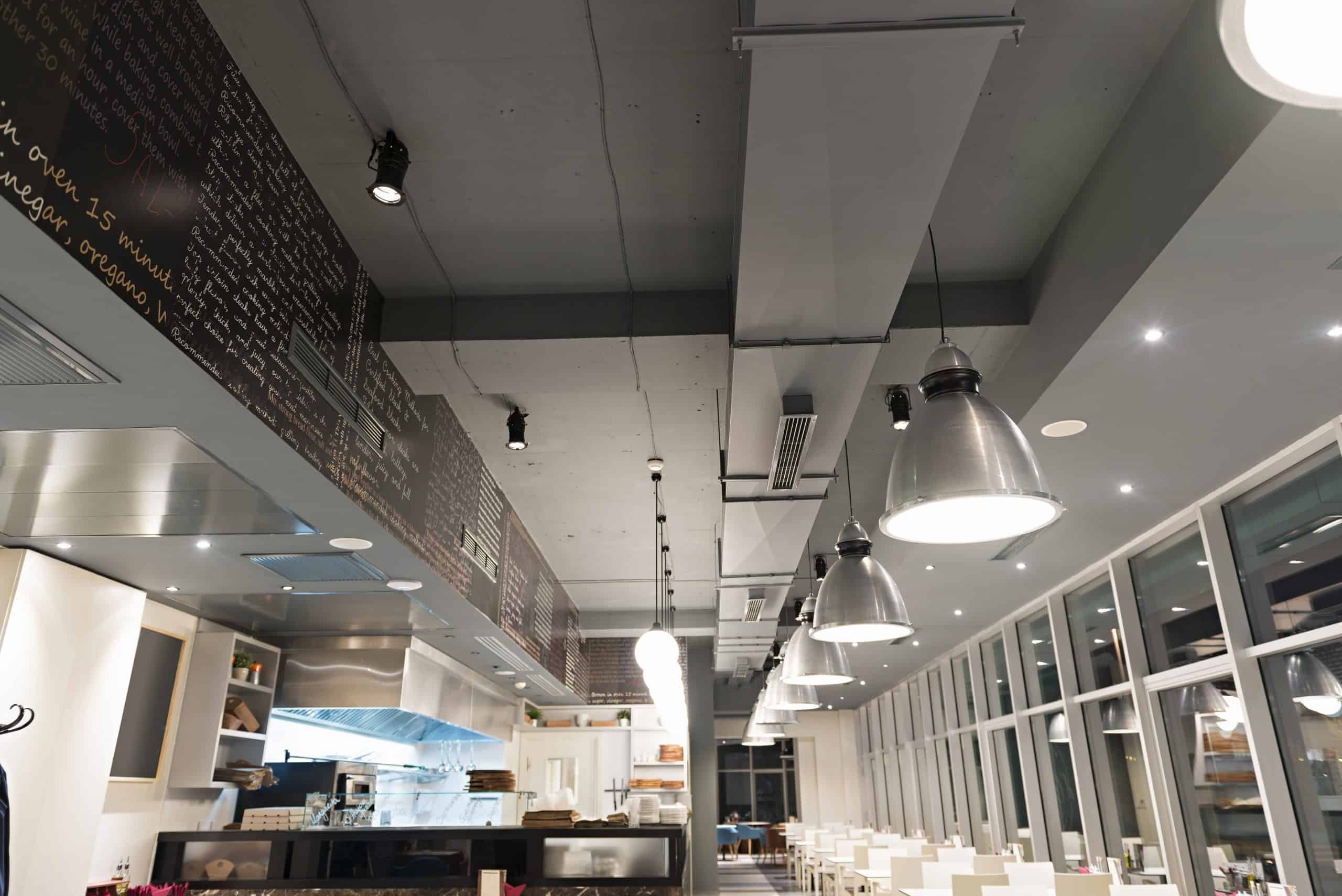 Restaurant HVAC Cleaning 1