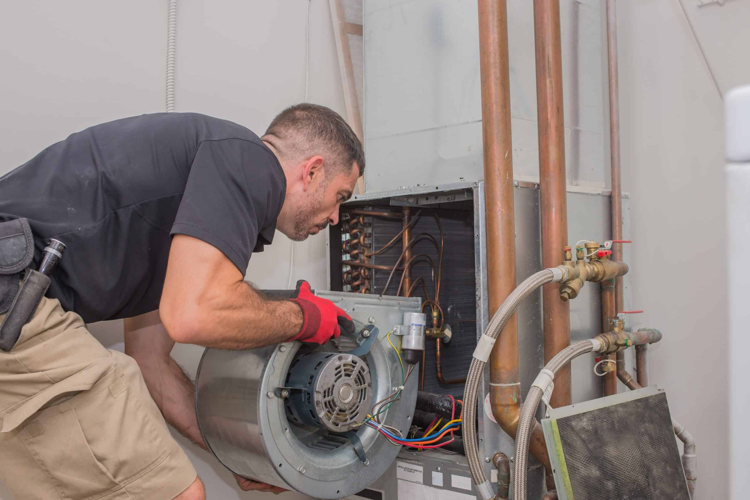 Commercial & Industrial HVAC Cleaning – 1